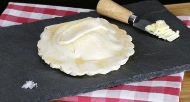 Maison Boulanger - Feuilleté Saint-jacques Surgelé Cru  par 4