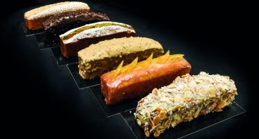 Philippe Segond MOF Pâtissier-Confiseur - Panier Dégustation 6 Cakes