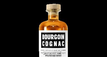 BOURGOIN COGNAC - Bourgoin Brut de Fût millésime 1998