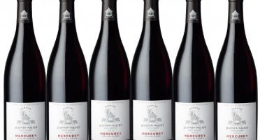 Domaine Jeannin-Naltet - Mercurey Vieilles Vignes 2017 - 6 Bouteilles