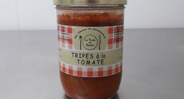 La ferme de Rustan - Tripes De Veau D'aveyron Et Du Ségala À La Tomate 750g