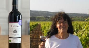 Oé - Coffret de 6 Languedoc AOC Bio, Esprit Garrigue Rouge, Domaine Romanissa, Millésime 2017