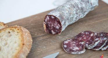 Pierre Matayron - Lot de 2 Saucissons de Porc Noir Gascon