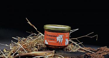 Domaine de Bellecour - Jeannine la terrine - Terrine de porc plein air et de bœuf Highland - 200 g