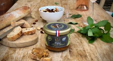 Ferme Les Barres - Pâté aux Figues et Abricots 180g
