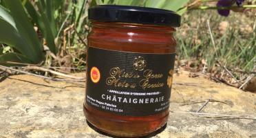 Depuis des Lustres - Comptoir Corse - Miel de Corse AOP Châtaigneraie - 250 g