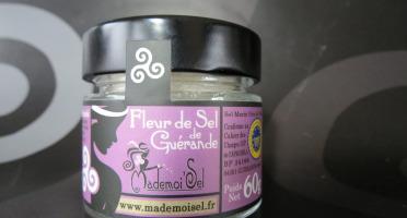 Le Panier à Poissons - Fleur De Sel, 100% Sel De Guérande