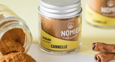 Nomie, le goût des épices - Cannelle
