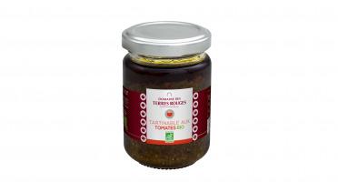 Domaine des Terres Rouges - Tartinable Aux Tomates Bio 120g