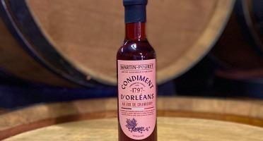 Maison Martin-Pouret - Condiment au Jus de Cranberry