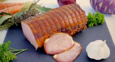 La Ferme du Chaudron - Bacon en tranche BIO - 150 g