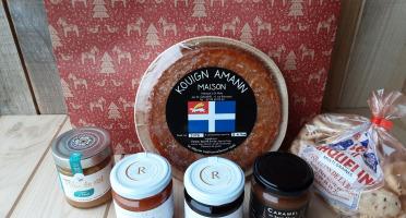 Gourmets de l'Ouest - Coffret Kouign Amann & Délices Malouins