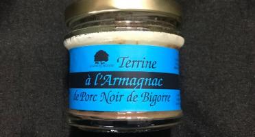 Marie et Nicolas REY - Domaine REY - Terrine de Porc Noir de Bigorre À L'armagnac AOP