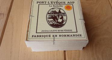 Gourmets de l'Ouest - Pont-l'Evêque AOP au lait cru