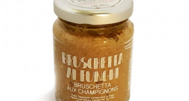 Casa Di Cecco - Bruschetta Aux Champignons