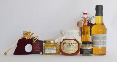 Le safran - l'or rouge des Ardennes - Lot de 6 Produits au Safran