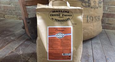 Moulins de Versailles - Préparation Pour Pain À La Châtaigne et Figues  - 5kg