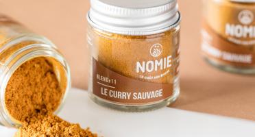 Nomie, le goût des épices - Curry Sauvage