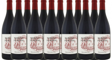 Bonas Lisse Vignoble - Marquis de Bonas Rouge 2016 - IGP Agenais x12