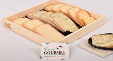 Fromage Gourmet - Assortiment De Raclette Pour 4 Personnes