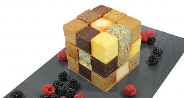 Colette Natural Food - Le Rubikube Pâtissier