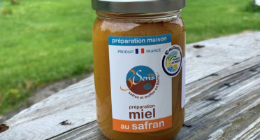 Berry 3 Sens - Miel Au Safran