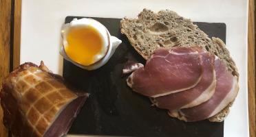 Champ Roi des Saveurs - Bacon de Porc Cul Noir - 300 g