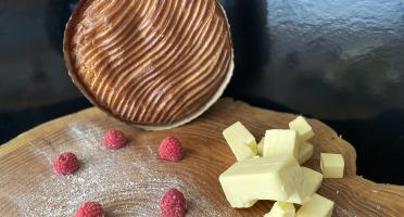 Le Fournil de Saint-Congard - Gâteau Breton Framboise - 500 g