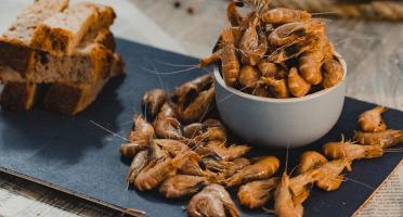 Thalassa Tradition - Crevettes Grises Cuites - 250 g