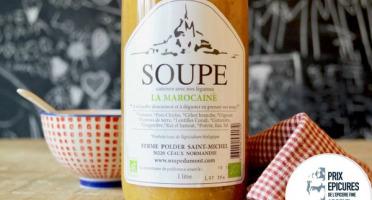 La Ferme du Polder Saint-Michel - Soupe Marocaine - 1l
