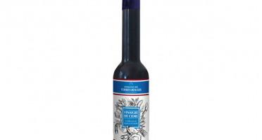 Domaine des Terres Rouges - Vinaigre De Cidre Aux Algues, Echalotes Et Fleur De Sel 25cl