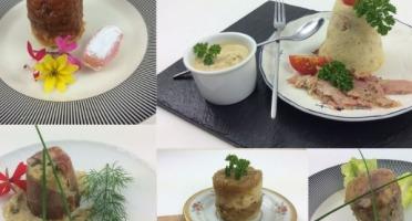 Christian Piot - Votre chef en ligne - Panier Repas «menu De Printemps» Pour 2 Personnes