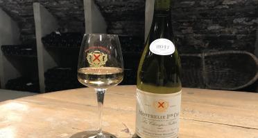 """Domaine Michel & Marc ROSSIGNOL - Monthélie 1er Cru """"Les Champs Fulliots"""" 2018"""