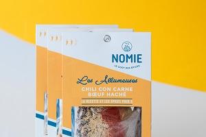 Nomie, le goût des épices - Les Allumeuses. Mélange Pour Chili Con Carne Bœuf Haché