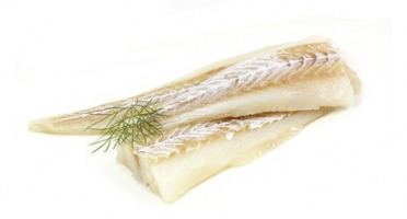 Ma poissonnière - Dos De Cabillaud - Lot De 1 Kg