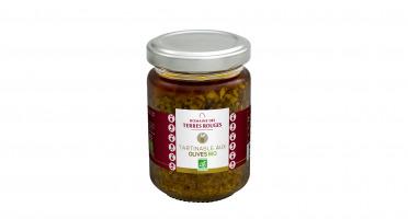 Domaine des Terres Rouges - Tartinable Aux Olives Bio 120g