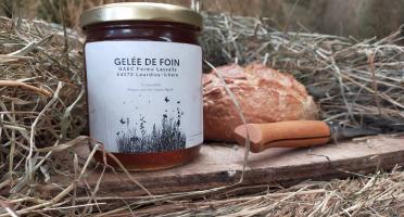 La ferme Lassalle - Gelée de Foin - 15 cl
