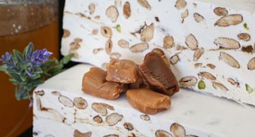 Nougats Laurmar - Nougat Caramel Beurre Salé