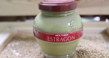 Domaine des Terres Rouges - Moutarde à l'Estragon 200 g