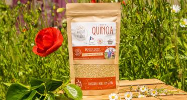 Sa Majesté la Graine - Quinoa Blanc du Berry HVE - 500 G