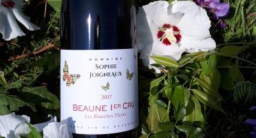 """Domaine Sophie Joigneaux - AOP Beaune 1er Cru """"les Blanches Fleurs"""" 6x75cl Millésime 2017"""
