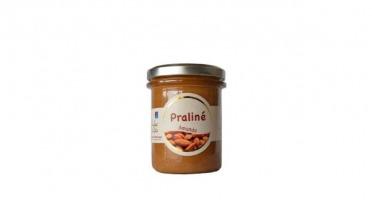 Les amandes et olives du Mont Bouquet - Praliné Amande 200g