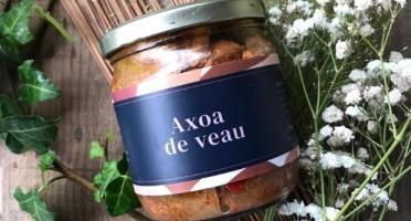 Ferme Arrokain - Axoa de Veau 350g