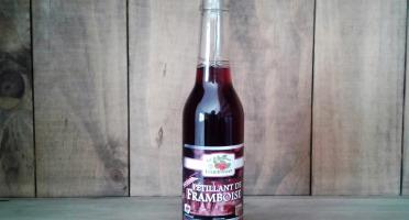 Le Domaine du Framboisier - Pétillant de Framboise Sans Alcool 27,5 cl