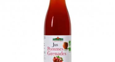 Les Côteaux Nantais - Jus Pommes Grenades 75 cl
