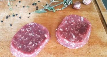 La ferme de Rustan - [Précommande] Steak Haché de Veau d'Aveyron et du Ségala IGP et Label Rouge 1 Kg