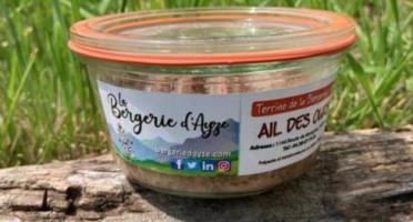 La Bergerie d'Ayze - La Terrine De La Bergerie D'ayze - Ail Des Ours X2