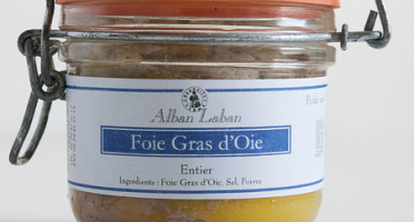 Alban Laban - Foie Gras Entier D'oie