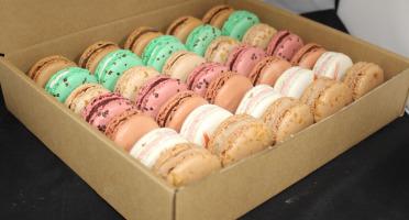 Les Macarondises - 35  Macarons Séductions