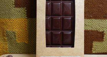 Pâtisserie Kookaburra - Tablette Chocolat 76% «porcelana»